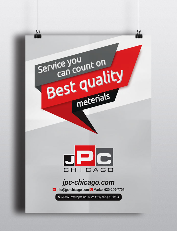 Poster Printing Chicago Services Fast And Cheap J Print Center Chicago