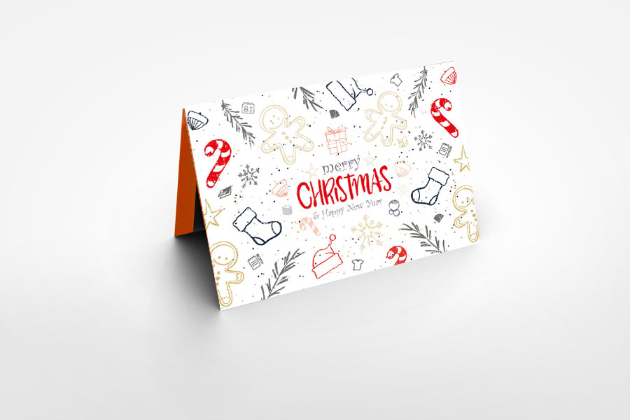 holiday cards personalized