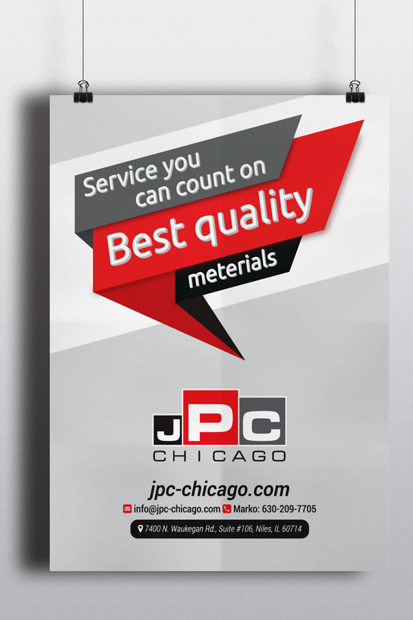 Poster Printing Chicago Services: Fast and Cheap! - J Print