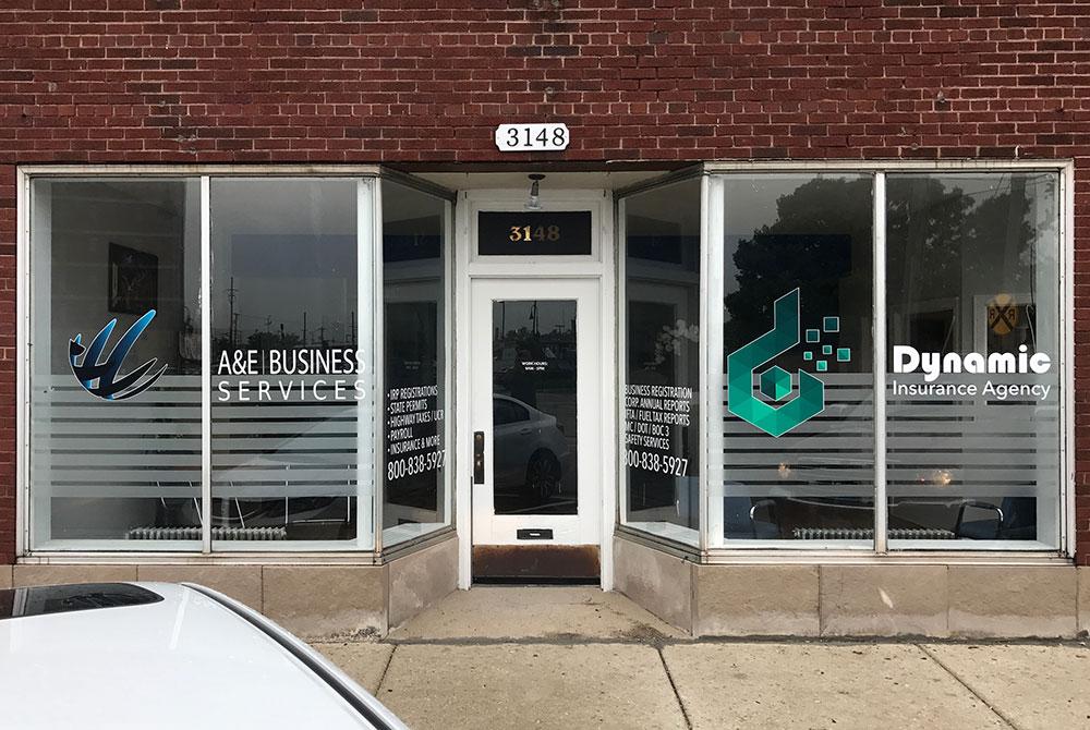 Custom Window Decals Clings