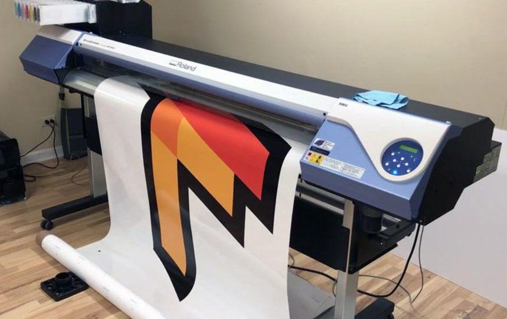 Large Format Printing - J Print Center Chicago