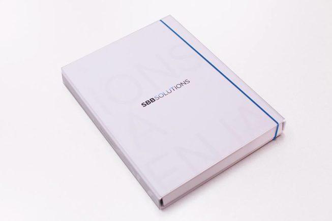 hardcover folder