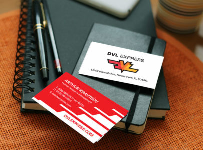 business cards dvl express