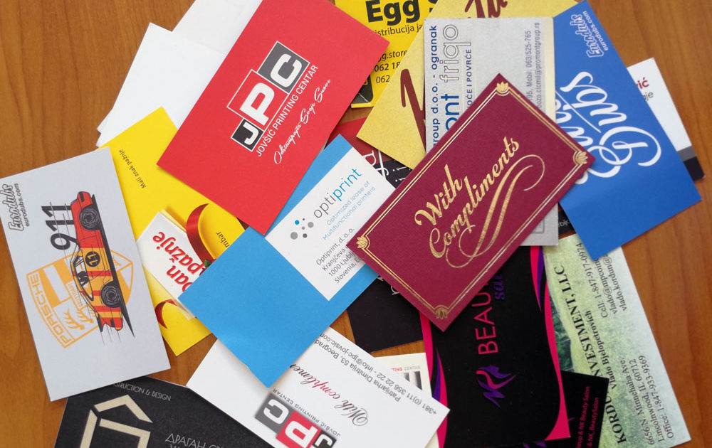 Business Cards Design   Print High Quality Business Card   Premium ...
