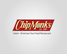 chipmonks logo design