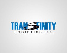 transinfinity logo design
