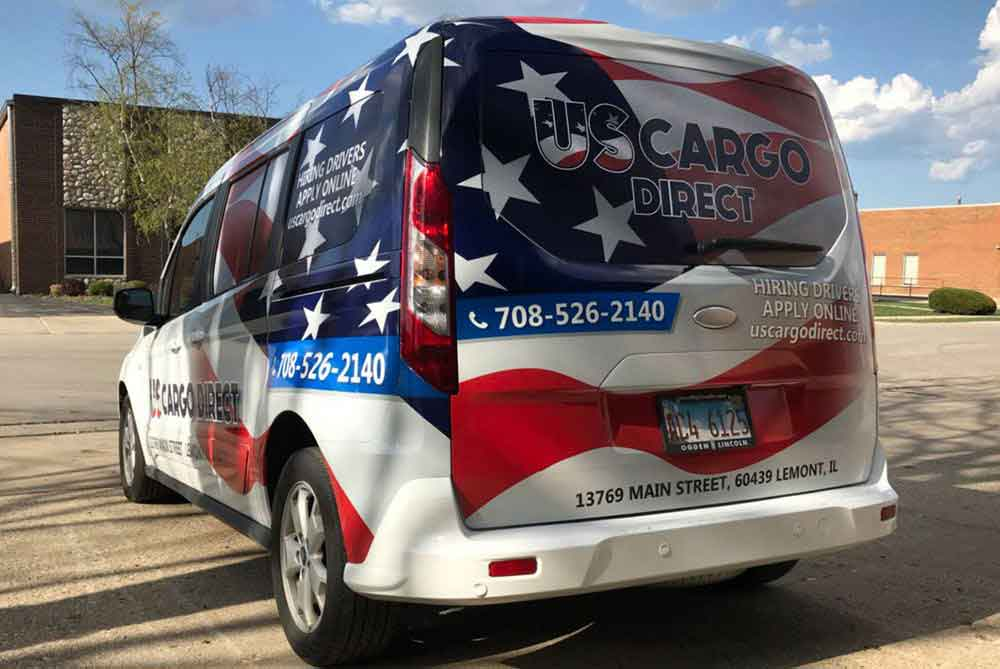 vehicle wrap chicago