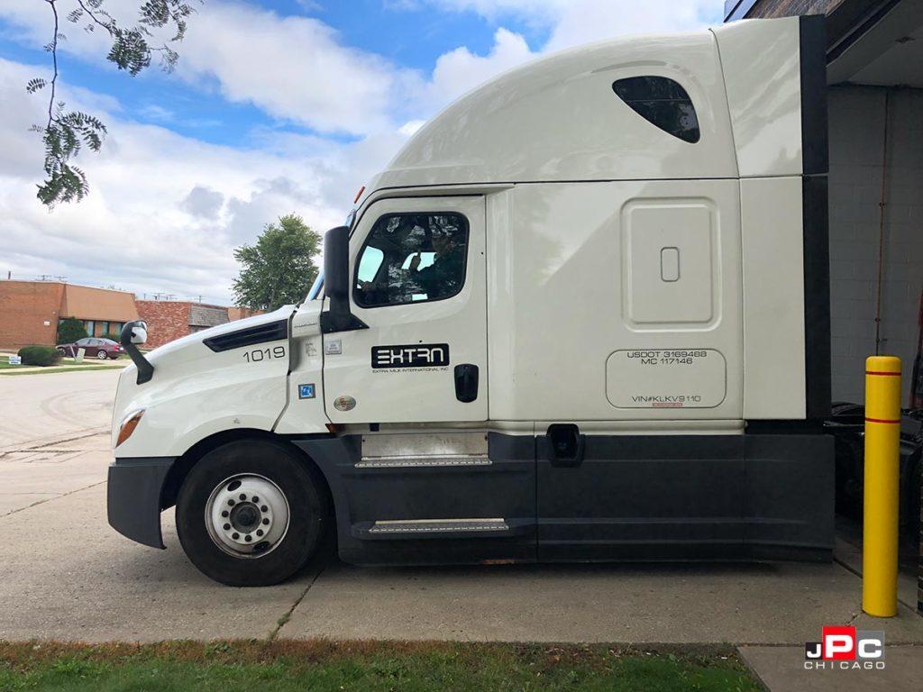 EXTRA truck decals