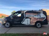 Fusion Home Van Wrap