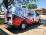 DD Logistics Van Wrap